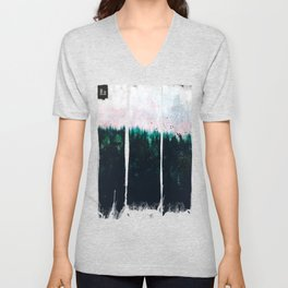 Deep dark forests Unisex V-Neck