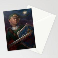 Link -- The Adventurer Stationery Cards