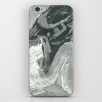 xenomorph iPhone & iPod Skins featuring Resist Xenomorph by CliftJinkens