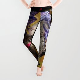 The Syndicate Project - Online Universe Leggings
