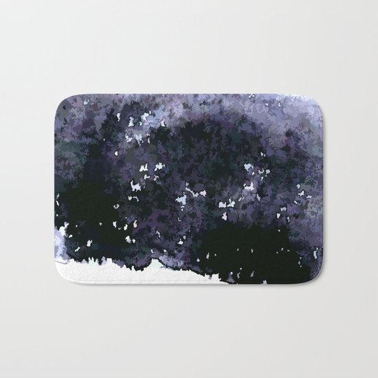 When the night is falling Bath Mat