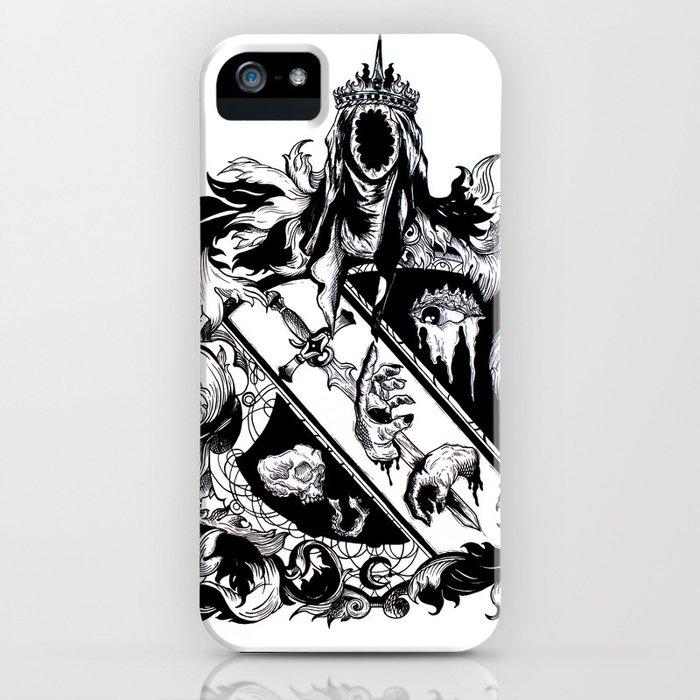 Jasaint Emblem iPhone Case