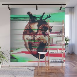 Naked @ heart Wall Mural