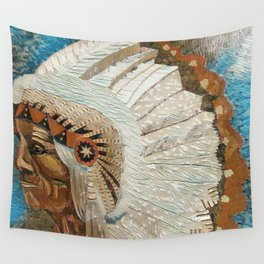 Chief Wall Tapestry