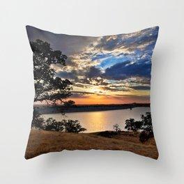 Hensley Lake Throw Pillow