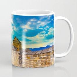 Simatai West Great Wall Coffee Mug