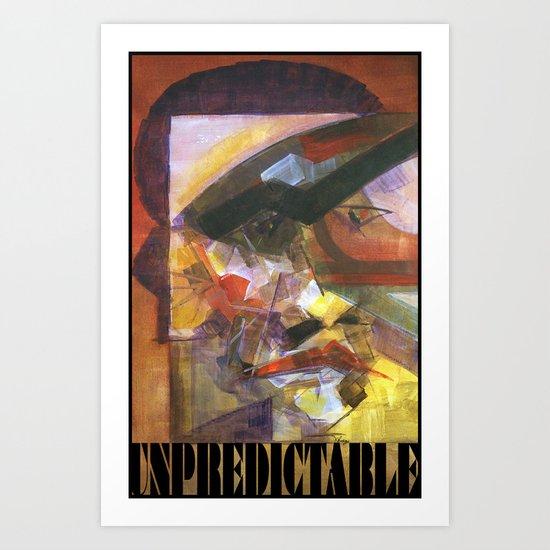 ASP#8: Unpredictable Art Print