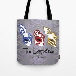 The Lost Kids Tote Bag