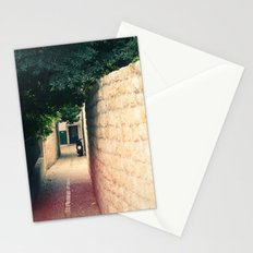 Croatian Alley Stationery Cards