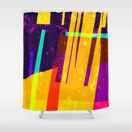 Gels Shower Curtain