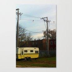 Rural Chicago #2 Canvas Print
