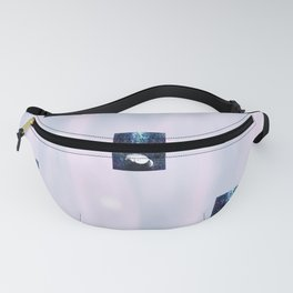 Sleeping Unicorn in the Jade Cave Fanny Pack