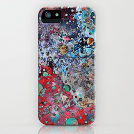 The Colours Of My Mind #digital  iPhone Case