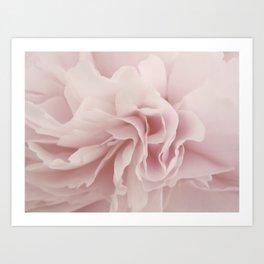 Ethereal Pink Art Print