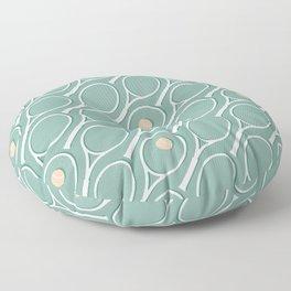 Sea Tennis Floor Pillow