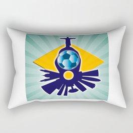 Rio de Janeiro Rectangular Pillow