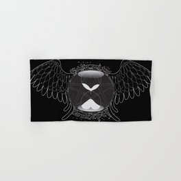 Eternity Concepts Logo (Black) Hand & Bath Towel