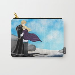 Sophie and Keefe Carry-All Pouch