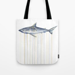 Tiger Shark Tote Bag