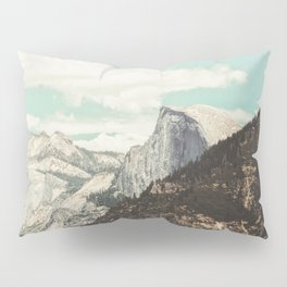 Half Dome Peek Pillow Sham