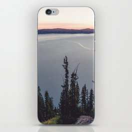 Lakeside Sunrise iPhone Skin