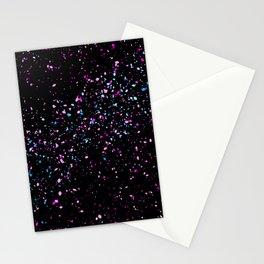 Pretty Galaxy Stationery Cards