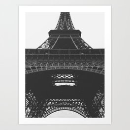 French Cliche Art Print