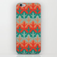Citrous Flora iPhone & iPod Skin