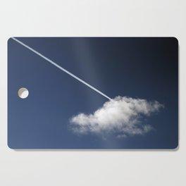 Cloud & Contrail Cutting Board