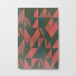 Sea of Green Metal Print