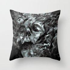 Empress Death Throw Pillow