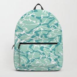 Water Camo Backpack