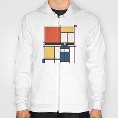 Mondrian Who Hoody