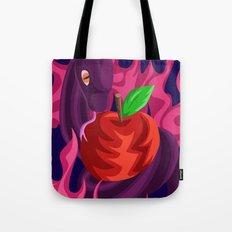 Eden's Fall Tote Bag