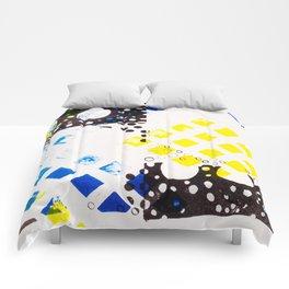 Math series, five Comforters