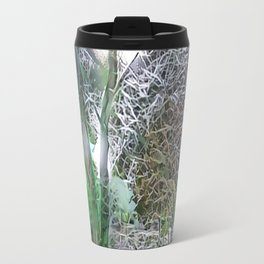 Grassy Pond Edge Travel Mug