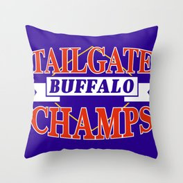 CHAMPS Throw Pillow