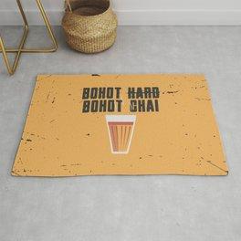 Bohot Hard, Bohot Chai Rug