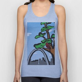 St. Louis Unisex Tank Top