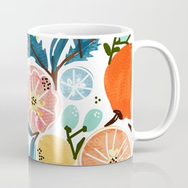 Fruit Shower Coffee Mug
