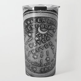 New Orleans Water Meter Travel Mug
