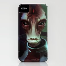 Mass Effect: Mordin Solus iPhone (4, 4s) Slim Case