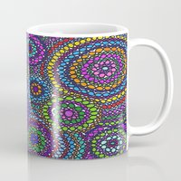 supernatural Mugs featuring Supernatural by Erin Jordan