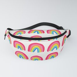 Rainbow Collection – Classic Palette Fanny Pack