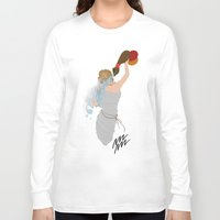 aquarius Long Sleeve T-shirts featuring Aquarius by Rejdzy