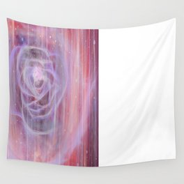 Clean and pure. lessons repeating. Wall Tapestry
