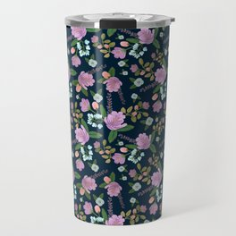 Golightly Flowers Travel Mug
