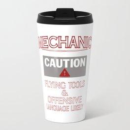 MECHANIC Safety Travel Mug