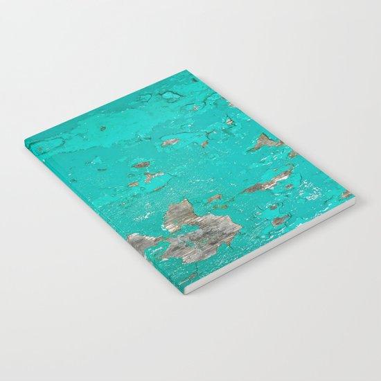 Blue Vintage Notebook