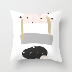 kesäkeinussa Throw Pillow